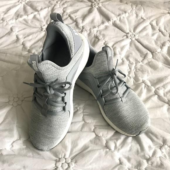 Puma Shoes   Grey Puma Ultra Boost